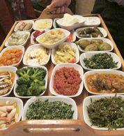 Meze, vassoi di cibo in Turchia