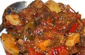 Türlü, verdure alla turca