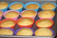 Cupcake in forno