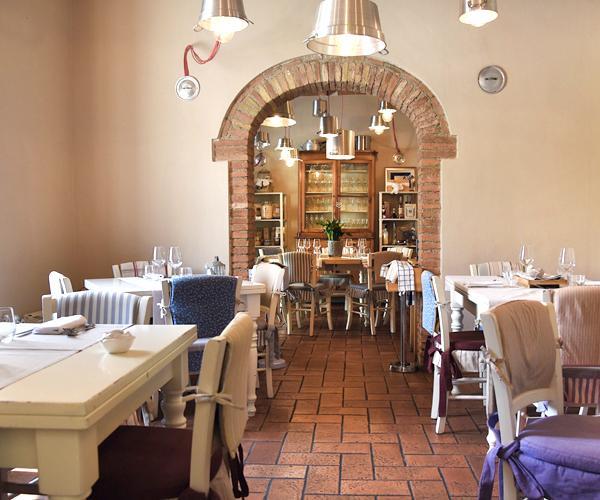 La Carabaccia, ristorante di Emanuele Vallini
