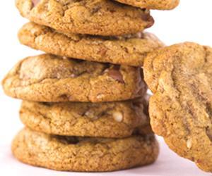Biscotti con farina di segale