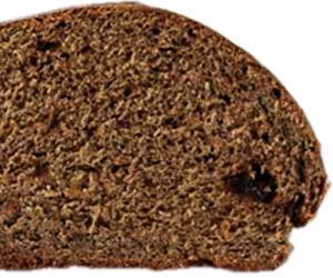Pane nero con farina di segale
