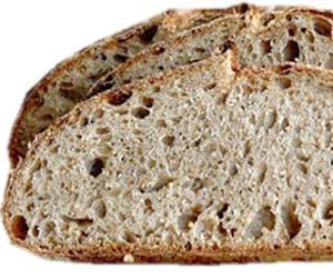 Pane con farina di segale