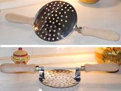 Ferro moderno per passatelli
