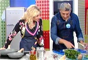 2016. Francesco Fichera a La prova del cuoco