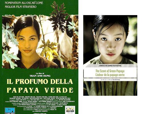 Film Il profumo della papaya verde