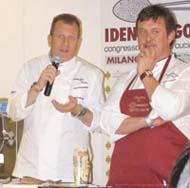 Emanuele Scarello e Fabrizio Nonis