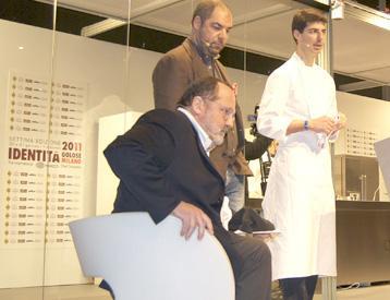 Paolo Mrchi, Massimiliano e Raffaele Alajmo