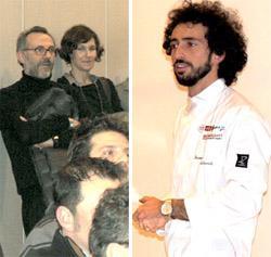 Massimo Bottura e Aliberti