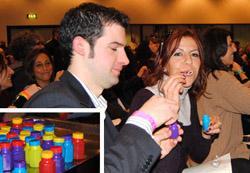 Federico Mattavelli e Nicoletta Spelta