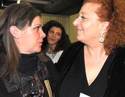 Federica Spelta con Luisanna Messeri