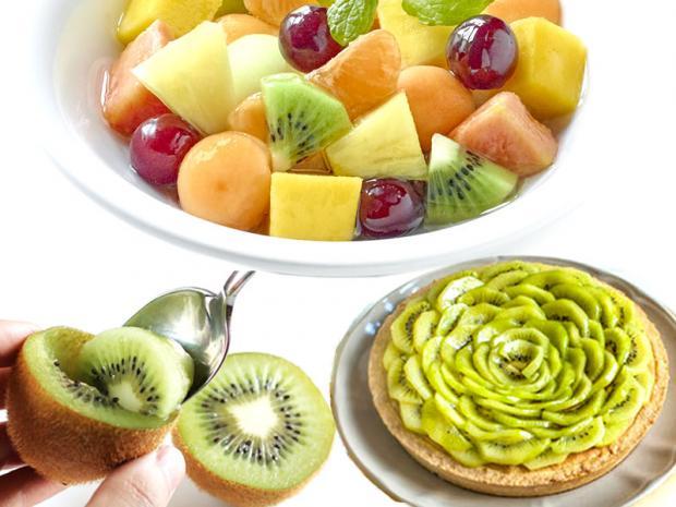 Usi del kiwi