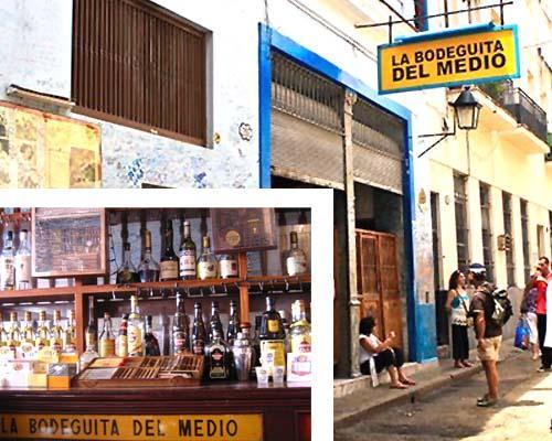 La bodeguita del medio a L'Avana