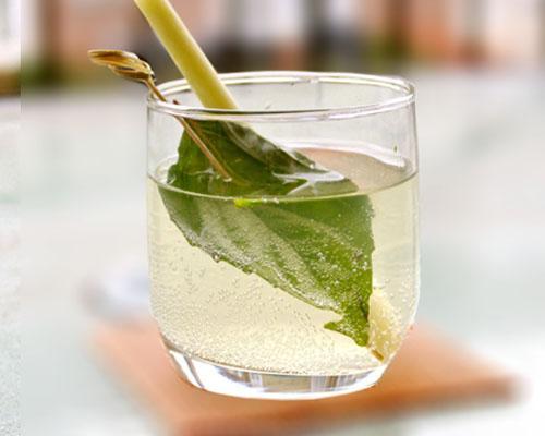 Lemongrass da bere come cocktail o bevanda fresca