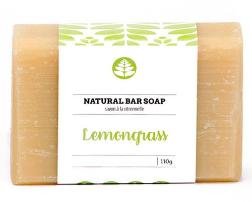 Lemongrass saponetta