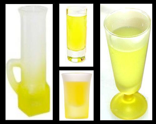 Bicchiere di limoncello