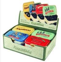 Scatole di liquerizia Amarelli