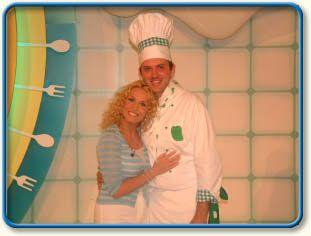 Luigi Pomata a La prova del cuoco