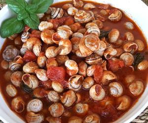 Lumache babbalucci siciliani