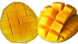 Come tagliiare e servire il mango