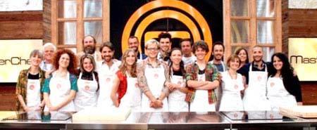 Concorrenti a Masterchef Italia 2011