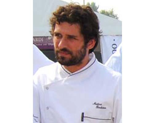 Chef Mattias Perdomo