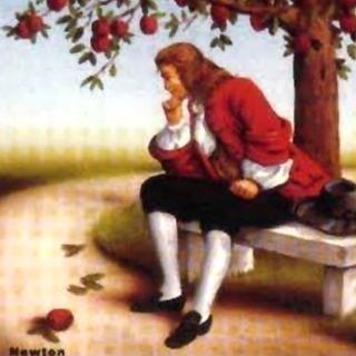 Isaac Newton e la mela
