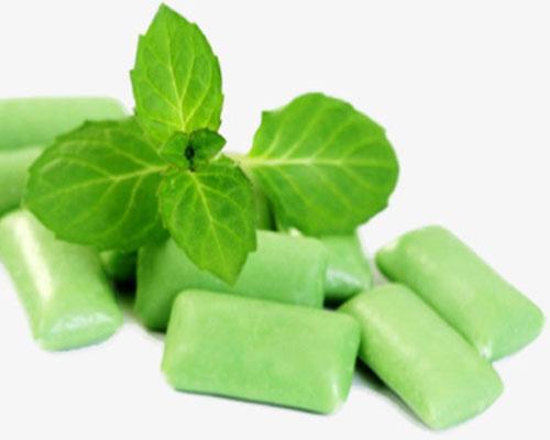 Chewingum alla menta