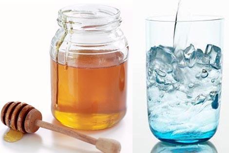 Miele e acqua