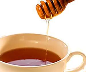 Miele come dolcificante