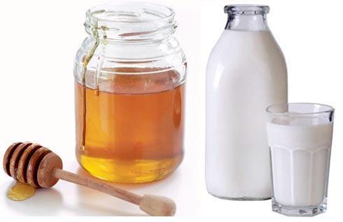 Miele e latte