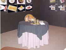 Tavola per la cena di Marchesi