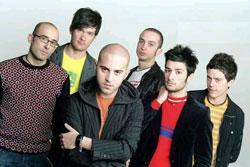 Gruppo rock Negramaro