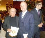 Benito Nonino e Massimo Gelati