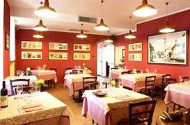 Sala dell'Antica Osteria Magenes