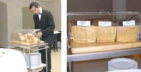 Degustazione di Parmigiano Reggiano