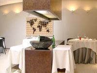 Sala del ristorante Parizzi