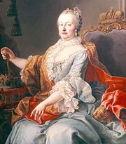 Maria Teresa d'Austria