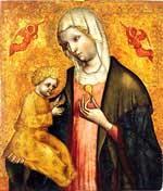 La Madonna della pera