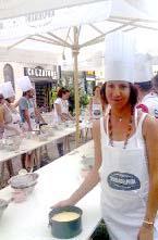 Preparazione della cheese cake