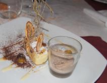 Piazzetta: il tiramisu