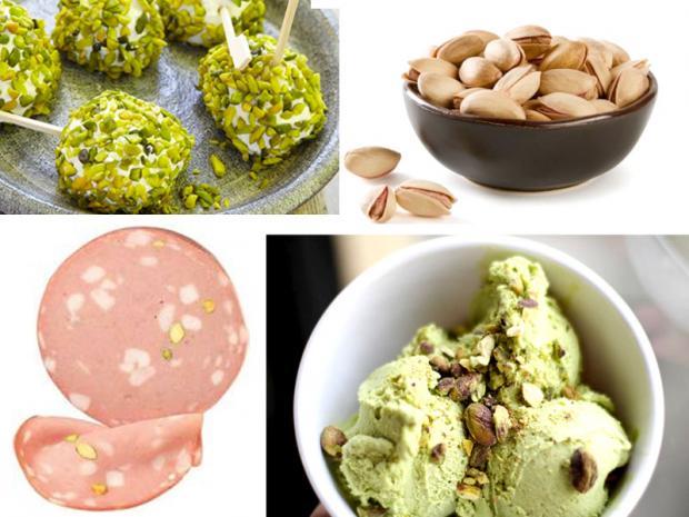 Usi dei pistacchi