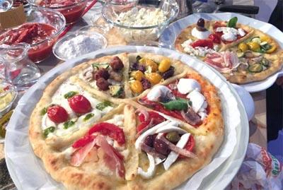 Pizze di Gino Sorbillo a La prova del cuoco