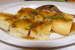 Chisoeula Pellegrinese del ristorante Pommeri