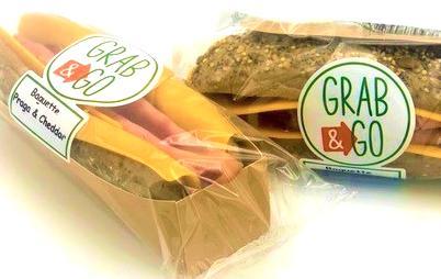 Baguette Praga & Cheddar Gran&Go