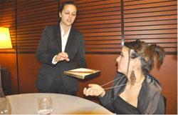 Giulia Armilotta e Katia Marziali