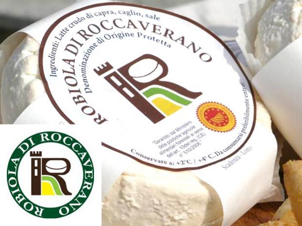 Logo robiola Roccaverano