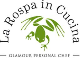 Logo La Rospa in Cucina