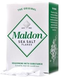 Sale di Maldon in commercio