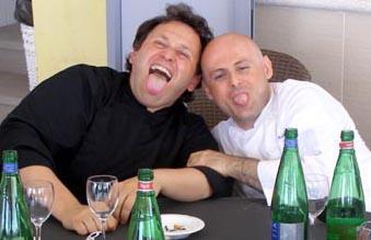 Maurizio Santin e Marcello Valentino